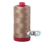 Aurifil 12 weight Col. #2370 - Sandstone