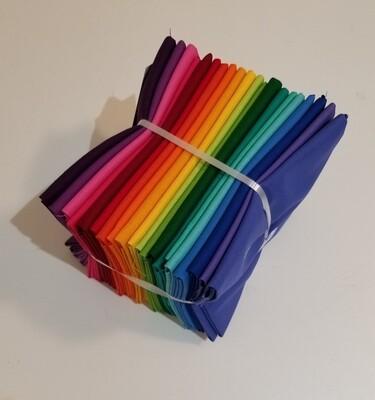 Colorworks Solids Fat Quarters