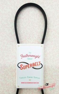Superbelt Black - Featherweight