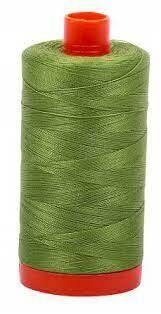 Col.# 2888 Fern Green- Aurifil 12 Weight