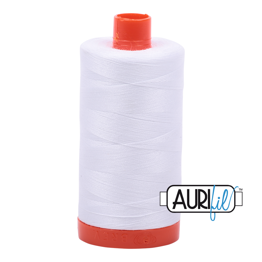 Aurifil 40/50 weight - All Colours