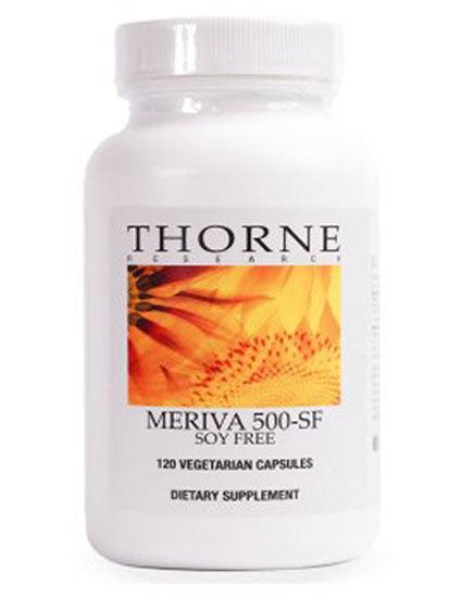 Thorne Meriva 500 SF 60 Capsules