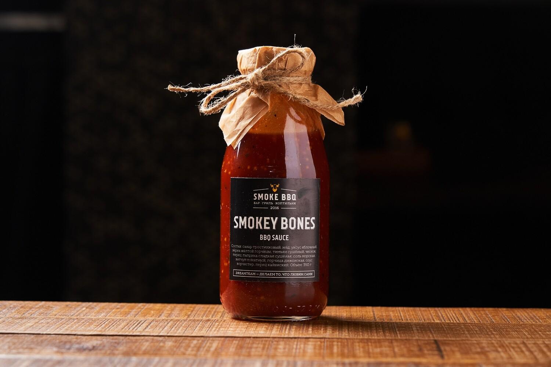 Соус BBQ Smokey Bones, 330 мл