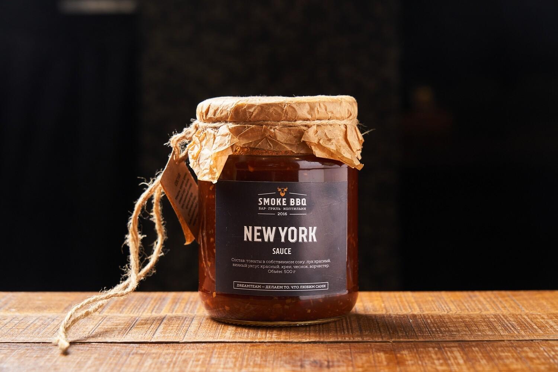 Фирменный соус Нью-Йорк, 330 мл