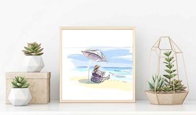 Sauble Beach Umbrella