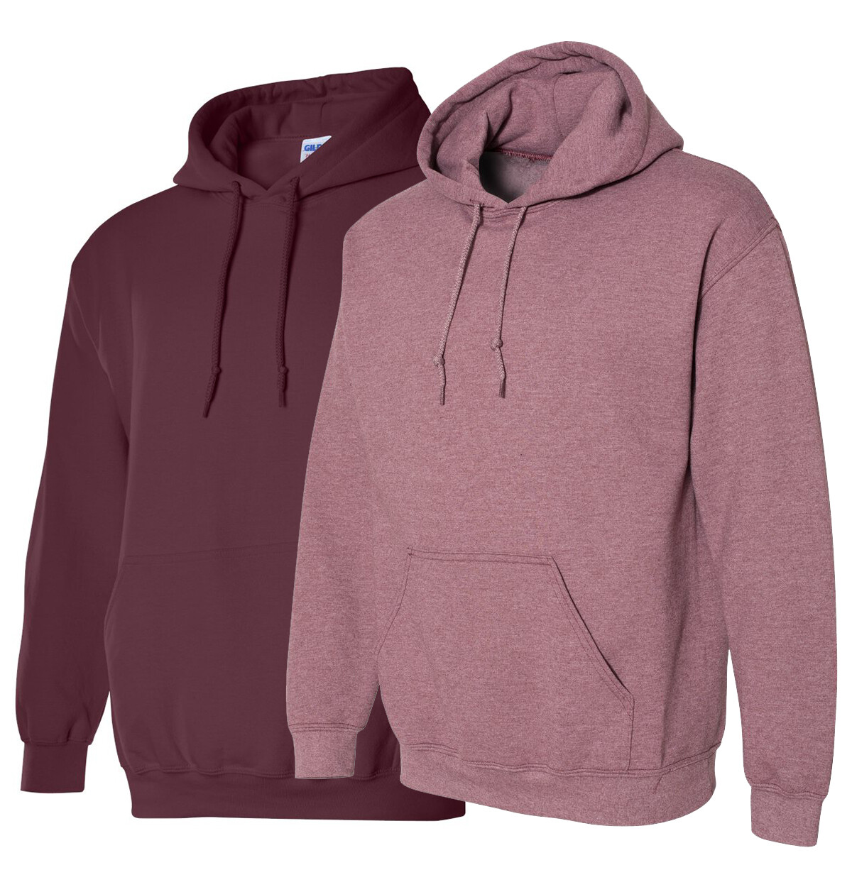 St. James Saints Heavy Blend Hooded Sweatshirt - Adult