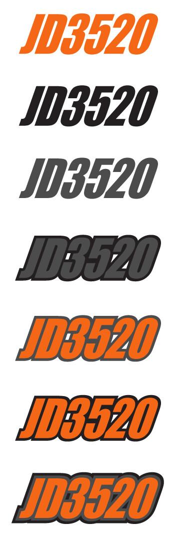 2018 Skidoo Renegade 850 Adrenaline - Sled Numbers