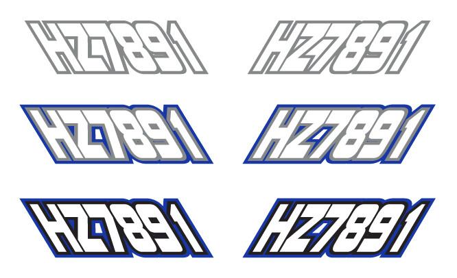 2016 Yamaha Viper LTX - Sled Numbers