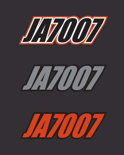 2016 Skidoo Renegade Sport 600 - Sled Numbers