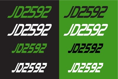 2016 Arctic Cat ZR 4000 RR - Sled Numbers
