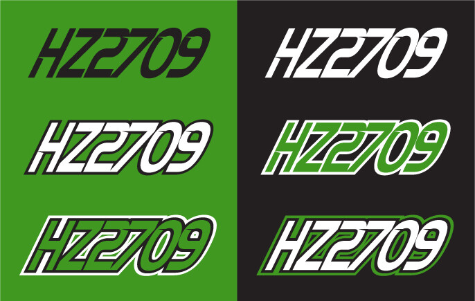 2015 Arctic Cat ZR 5000 LXR - Sled Numbers