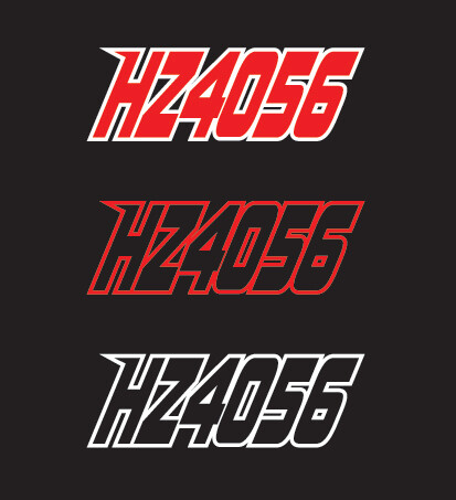 2015 Polaris Indy 600 SP - Sled Numbers