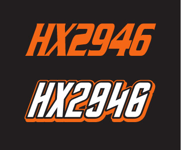 2014 Arctic Cat 1100 Turbo XF - Sled Numbers