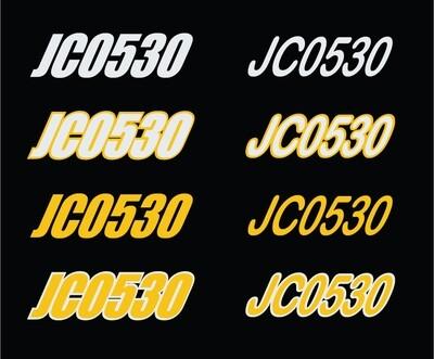 2014 Skidoo Renegade Backcountry 800 ETEC - Sled Numbers