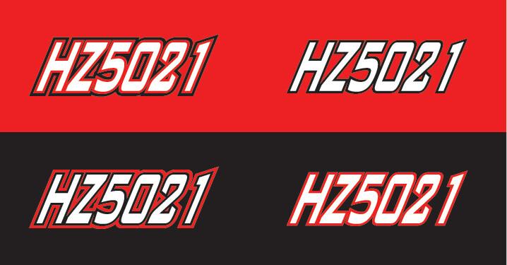 2014 Yamaha Viper XTX SE - Sled Numbers