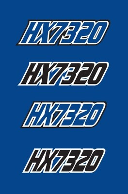 2014 Polaris Indy 600 - Sled Numbers