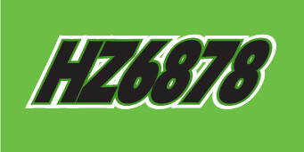 2012 Arctic Cat Sno Pro 500 - Sled Numbers