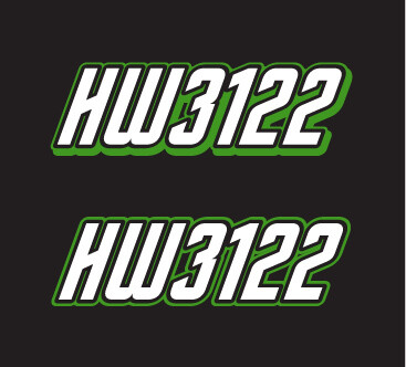 2013 Arctic Cat Sno Pro 1100 Turbo XF - Sled Numbers