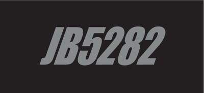 2012 Skidoo MXZx - Sled Numbers
