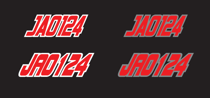 2013 Polaris Indy 600 - Sled Numbers
