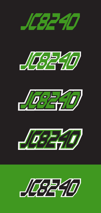 2012 Arctic Cat M800 Sno Pro - Sled Numbers