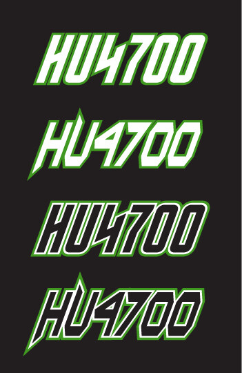 2011 Arctic Cat F570 - Sled Numbers