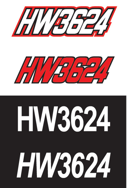 2011 Polaris RMK 800 - Sled Numbers