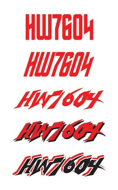 2012 Yamaha Nytro XTX - Sled Numbers