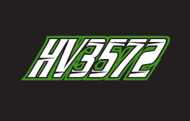 2011 Arctic Cat Crossfire Black - Sled Numbers