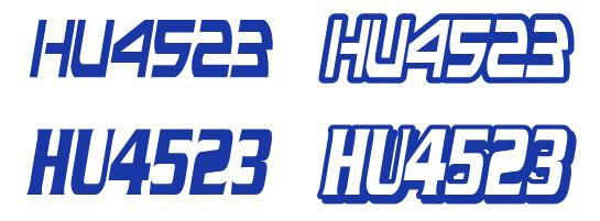 2009 Yamaha Phazer RTX - Sled Numbers