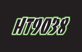 2009 Arctic Cat Crossfire Black - Sled Numbers