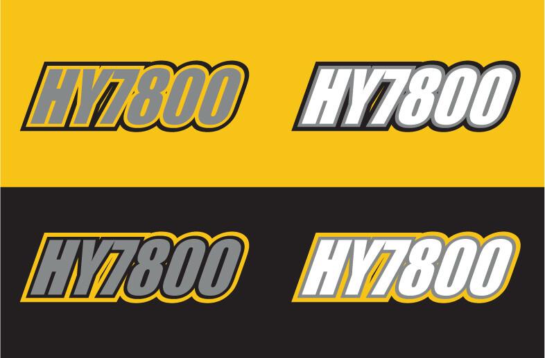 2009 Skidoo TNT 600 ETEC - Sled Numbers