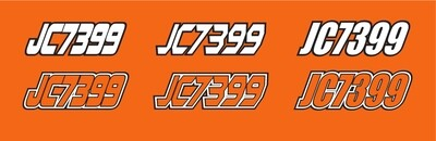 2006 Arctic Cat F5 - Sled Numbers