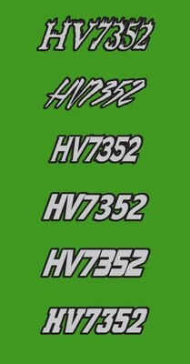 2007 Arctic Cat Crossfire 600 - Sled Numbers