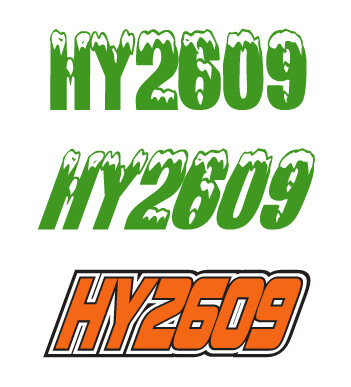2006 Arctic Cat F7 - Sled Numbers
