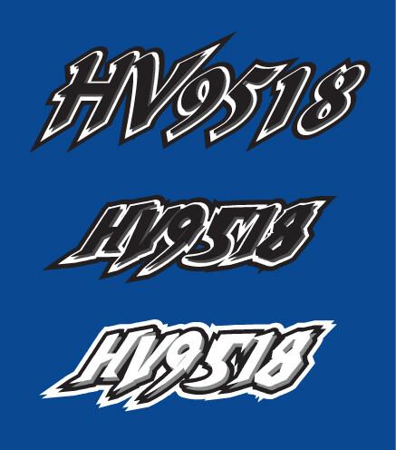 2006 Yamaha Apex Attak - Sled Numbers