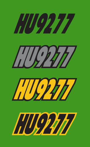 2004 Arctic Cat Snopro 440 - Sled Numbers