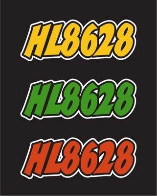 2002 Arctic Cat ZL 500 - Sled Numbers