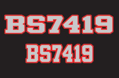 1988 Polaris 650 - Sled Numbers