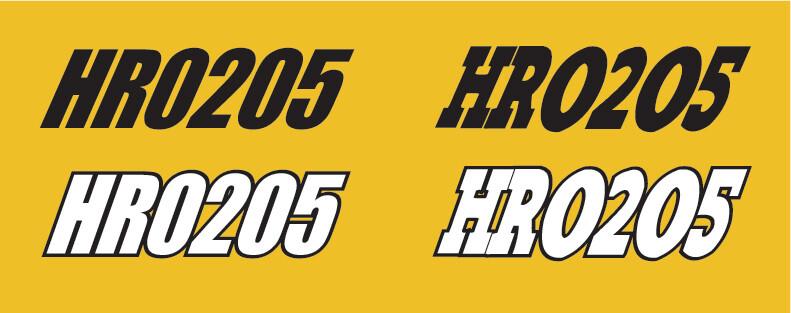 1998 SkiDoo MXZ 500 - Sled Numbers