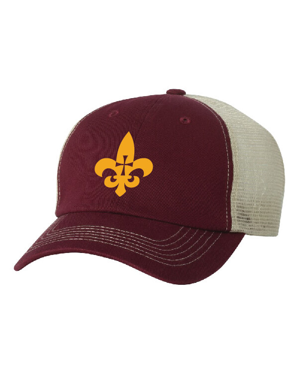 St. James Saints Mesh Trucker Cap