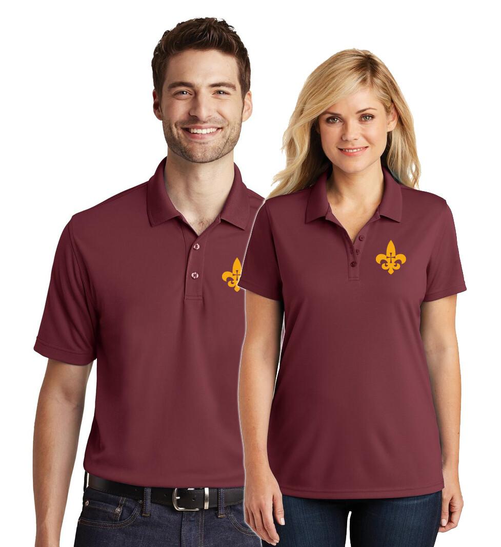 St. James Saints Dry Zone UV Micro-Mesh Polo Men's / Women's