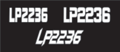 2021 Polaris VR1 850 - Sled Numbers
