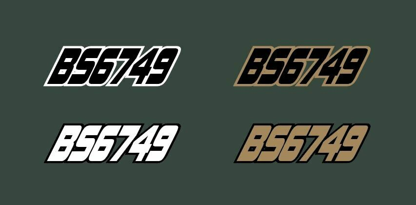 1997 Arctic Cat Bearcat 440 - Sled Numbers