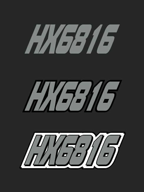 2002 Arctic Cat Z 440 - Sled Numbers