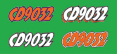 1997 Arctic Cat ZR 580 - Sled Numbers
