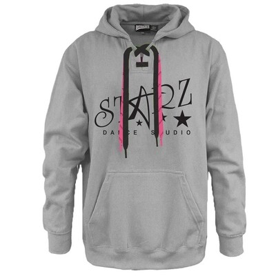 Starz Dance Studio - Here For Good Minnesota Hockey Lace Hoodie #HEREFORGOODMN