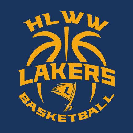 HLWW Lakers Basketball CHOOSE YOUR SHIRT!