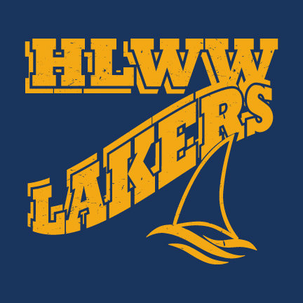 HLWW Lakers Sail CHOOSE YOUR SHIRT!