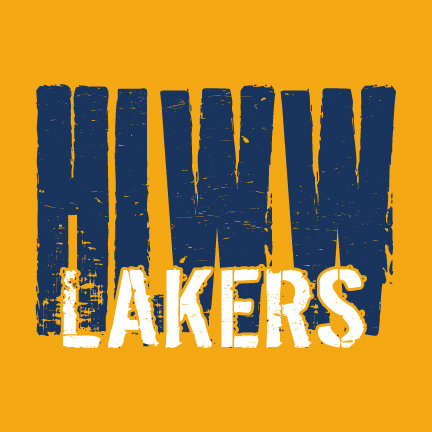 HLWW Lakers Knockout CHOOSE YOUR SHIRT!